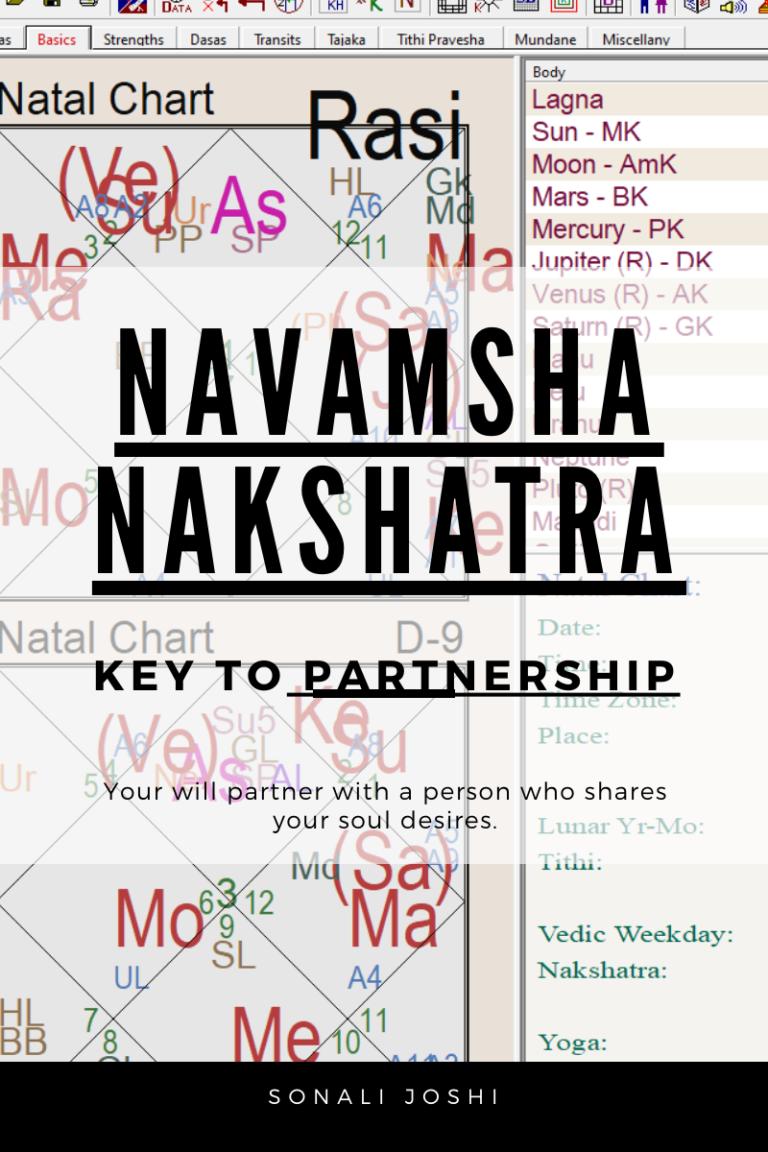 Navamsha Nakshatra – Astrojyoti Healing